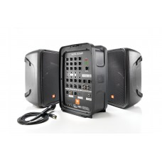 """JBL Packaged 8"""" 2-Way PA with Powered 8-Channel Mixer and Bluetooth® - EON208P"""