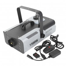 Smoke Machine 1500 Fogger LED